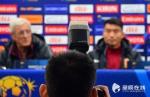 里皮携郑智出席赛前发布会:已做好充分准备将全取三分 - 长沙新闻网