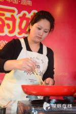 美厨娘大赛第二场——妈妈的味道在这里传承 - 长沙新闻网