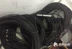 浏阳警方成功打掉一盗窃电缆线团伙 - 长沙新闻网