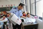 常德:柳叶湖交警大队开展新学期交通安全知识进学校活动 - 公安厅