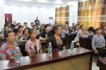 衡阳市女性生殖健康知识进村啦 - 妇女联