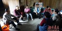 常国刚进村入户核实脱贫情况 精准扶贫成效彰显 - 气象网