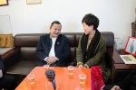 李立新到湘西征求省人大代表意见 - 法院网