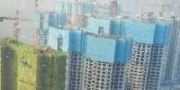 长沙开福区农民安置小区封顶 配套有地下车库、学校 - 新浪湖南