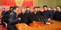 王柯敏率队检查省十三届人大一次会议会场和代表驻地准备情况 - 人大常委会办公厅