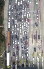 全省高速路网流量创今年春运新高 - 湖南红网