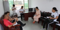 益阳市妇联杨丽萍主席一行到驻村扶贫点 开展调研、走访工作 - 妇女联