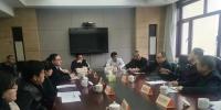 毛七星调度全省重要产品追溯体系建设工作 - 商务厅