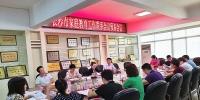 长沙市妇联牵头召开10部门家庭教育工作联席会议预备会议,共商共谋全市家庭教育实事 - 妇女联