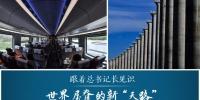 """跟着总书记长见识丨世界屋脊的新""""天路"""" - News.HunanTv.Com"""